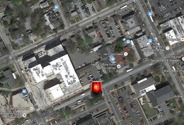 Pedestrian Hit In Chapel Hill Identified