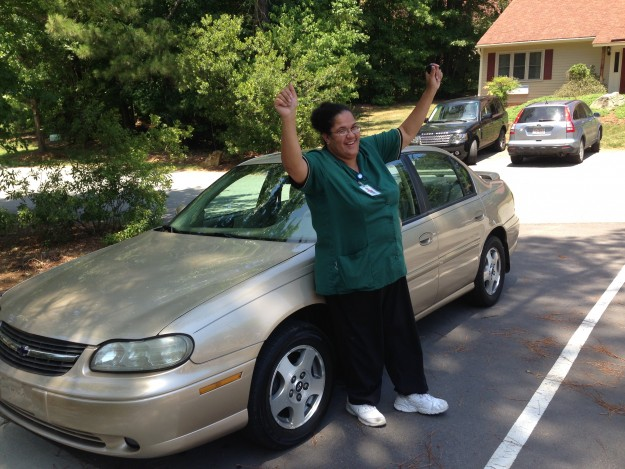 Second Woman Receives Car From CH Community