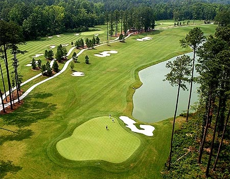 UNC Finley Golf Course Hosts Kids' Qualifiers