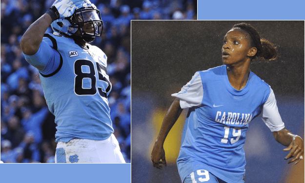 Ebron, Dunn To Receive UNC's Patterson Medal
