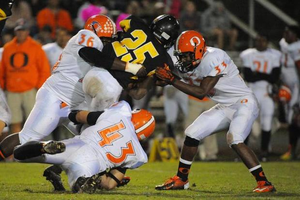 The Grid: Orange High Panthers