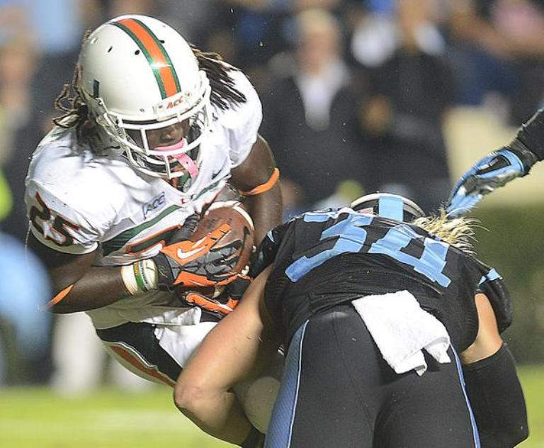 Injury-Free Schoettmer Eager For Carolina Football Campaign