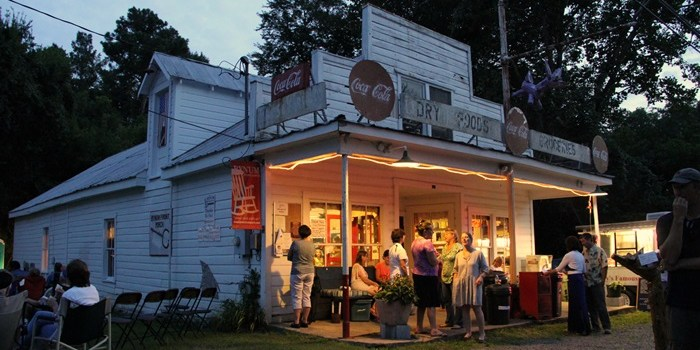 Bynum's Front Porch Music Series