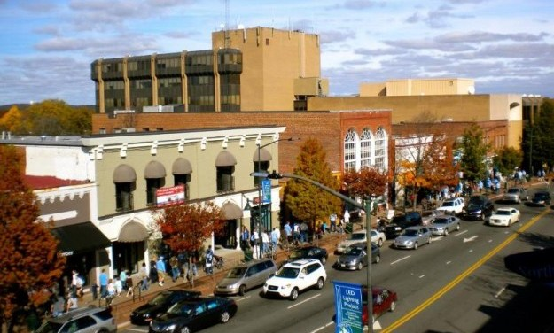 Chapel Hill Revamping its Downtown Parking
