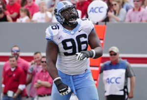 Ethan Farmer (Courtesy of GoHeels.com)