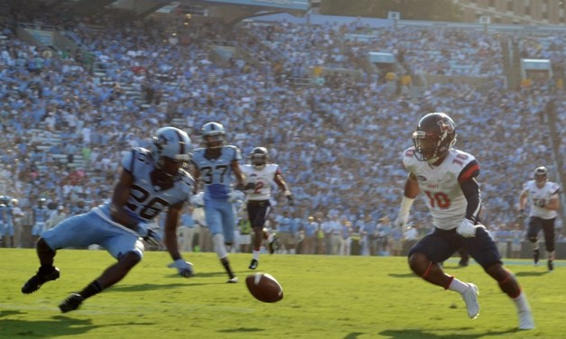 No. 21 Tar Heels Brace for Chaotic, Speedy Aztec Assault Saturday