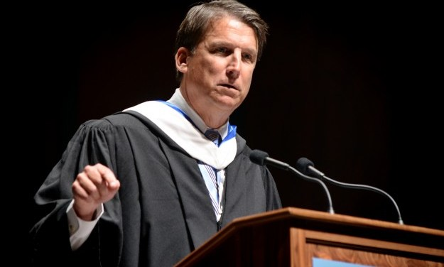 McCrory at UNC University Day: Focus on Job Skills