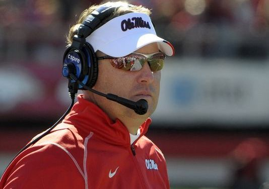 Chansky's Notebook: A Mess At Ole Miss
