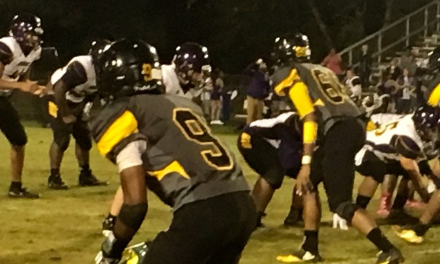 Carrboro Jaguars vs Chapel Hill Tigers – August 29, 2017