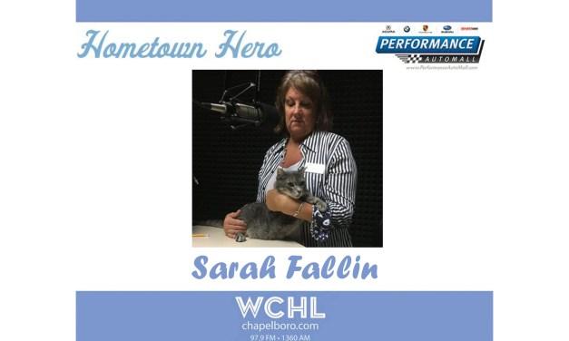 Hometown Hero – Sarah Fallin