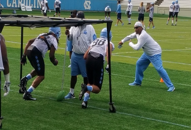 Defense Expected to Play Much Bigger Role for UNC Football in 2017