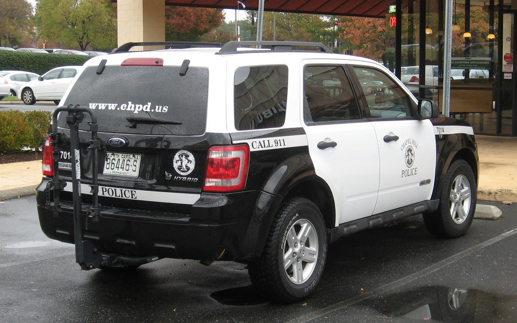 Police Vehicles Experiencing Carbon Monoxide Leaks