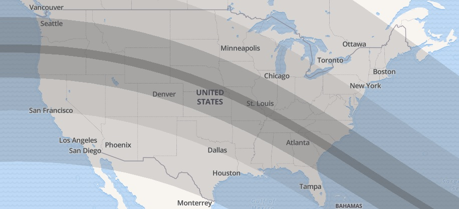 The Great American Eclipse: Coming Soon to a Sky Near You