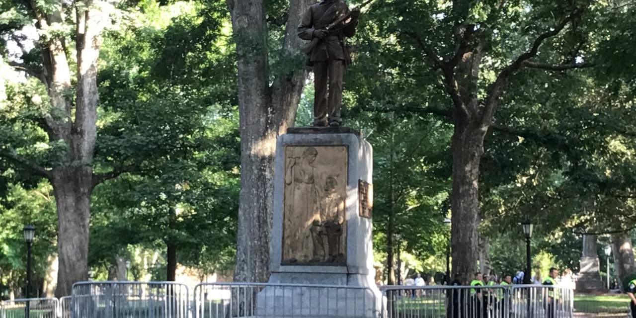 UNC Communication Department: University Has 'Moral Obligation' to Remove Silent Sam