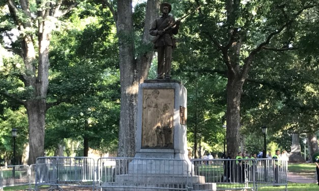 More UNC Faculty Join Call to Remove Silent Sam