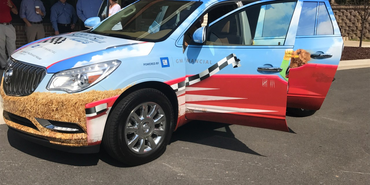 Chapel Hill Ronald McDonald House Benefits from Nationwide Vehicle Initiative