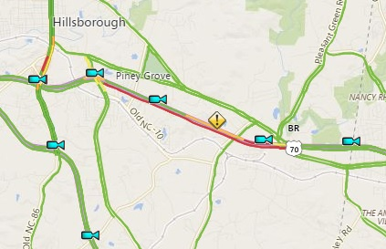 Report: Tractor Trailer Drive Killed in Orange County Wreck