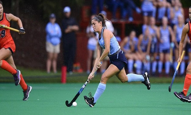 UNC Dominates St. Joseph's to Advance to NCAA Field Hockey Quarterfinals