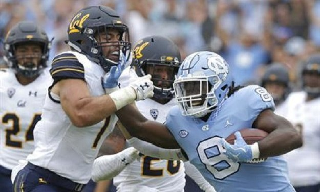 Despite Loss to Cal, UNC Finds Bright Spot With Freshman RB Michael Carter