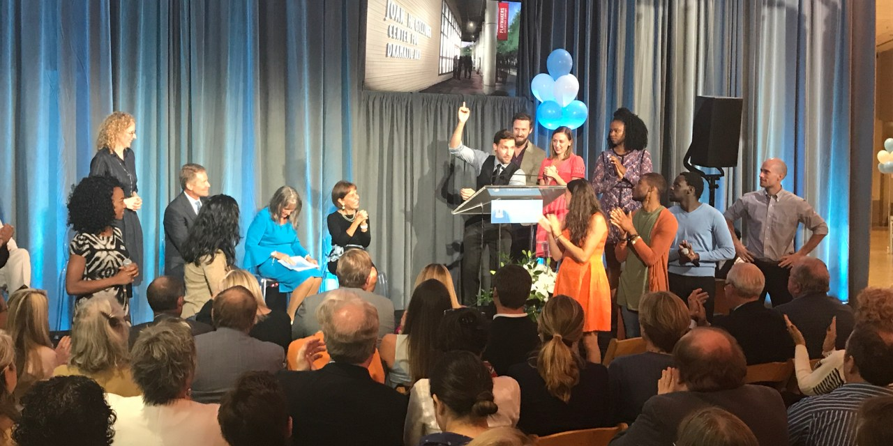 UNC Celebrates 'Extraordinary' Gift for Performing Arts