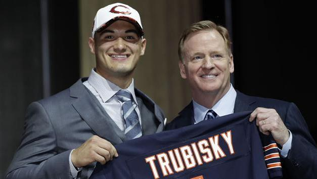 Dakota's Notebook: Could Mitch Trubisky Become a Star?