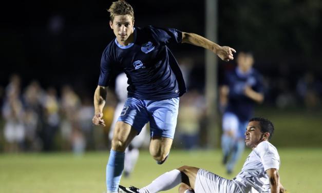 No. 2 Wake Forest Snaps Nine-Game Win Streak for UNC Men's Soccer