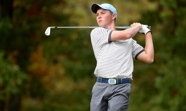 UNC Men's Golf Wins Tar Heel Intercollegiate, Posts Second-Lowest Score in ACC History