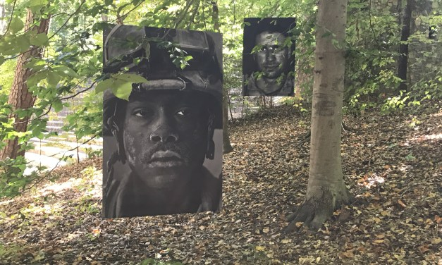 Photography Installation Highlighting Combat Marines Comes to UNC