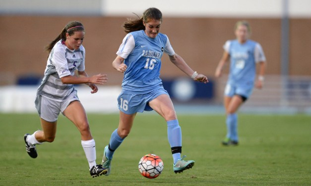 UNC Advances Past First Round in NCAA Women's Soccer Tournament With Shutout Over High Point