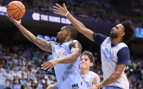 USA Today Preseason Men's Basketball Coaches Poll Ranks UNC at No. 9