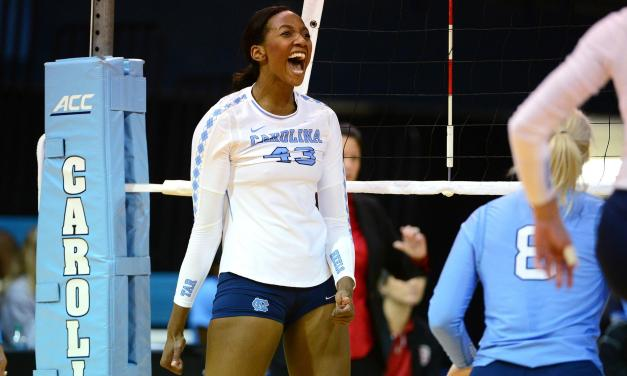 UNC Volleyball Hands NC State Its First ACC Loss of 2017