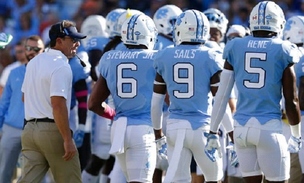 UNC Defense Looking to Limit Big Plays Against No. 14 Virginia Tech