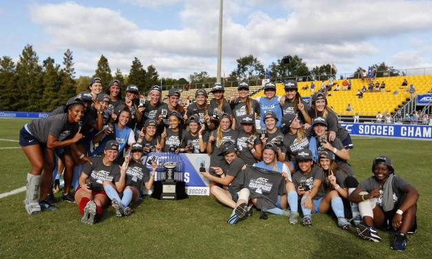 UNC Women's Soccer Drops Duke, Claims First ACC Tournament Title Since 2009