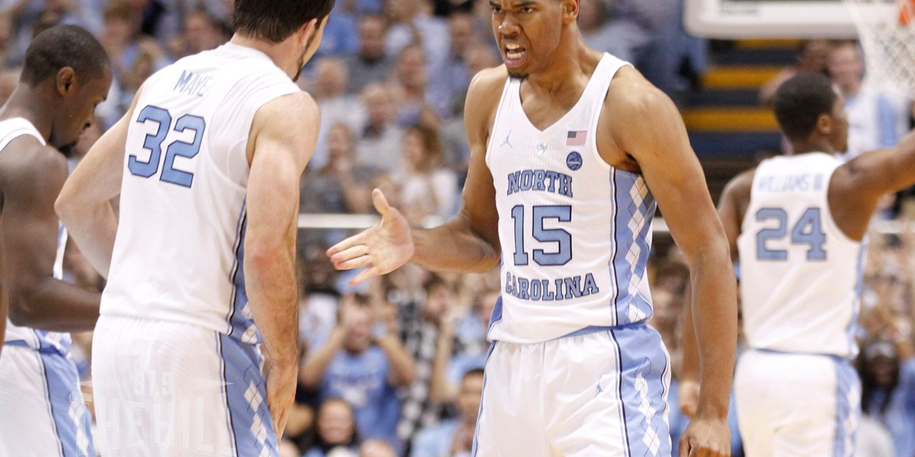 Maye, No. 9 Tar Heels Look Sharp in Season-Opening Victory Over Northern Iowa