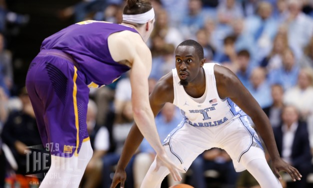 UNC Remains No. 9 in AP Top 25