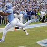 Tar Heels Avoid Winless Season at Kenan Stadium With 65-10 Drubbing of Western Carolina