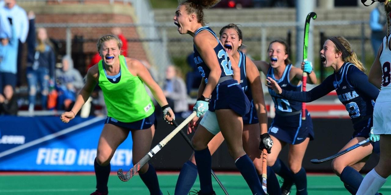 Field Hockey: Malin Evert, Eva Van't Hoog Selected to NCAA All-Tournament Team
