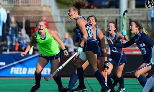 Field Hockey: Malin Evert, Eva Van't Hoog Selected to NCAA All-Tournament Team
