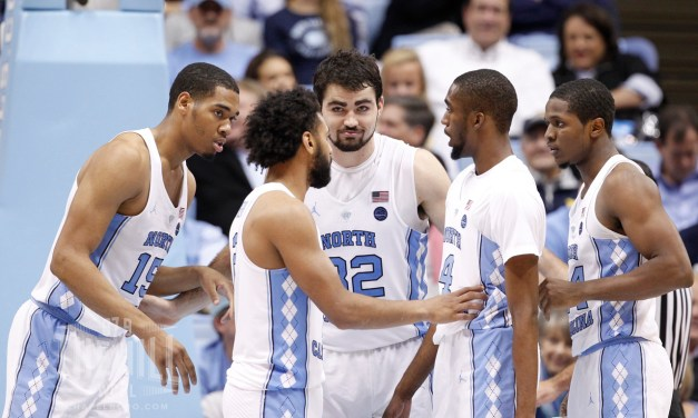 Quick Look at UNC's Path to the Final Four