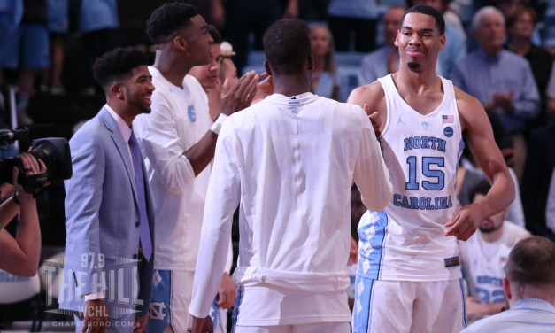 UNC Jumps Two Spots to No. 11 in AP Men's Basketball Top 25