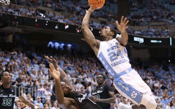 No. 13 UNC Showcases Unselfishness in Easy Win Over Tulane