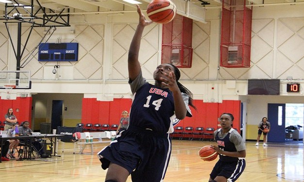 USA Basketball Selects Janelle Bailey as Female Athlete of the Year