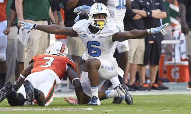 UNC's MJ Stewart Impresses at Senior Bowl
