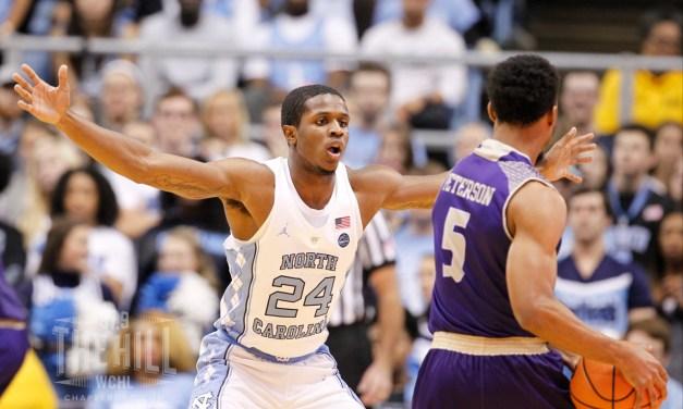 Tar Heels Rise to No. 5 in AP Men's Basketball Top 25