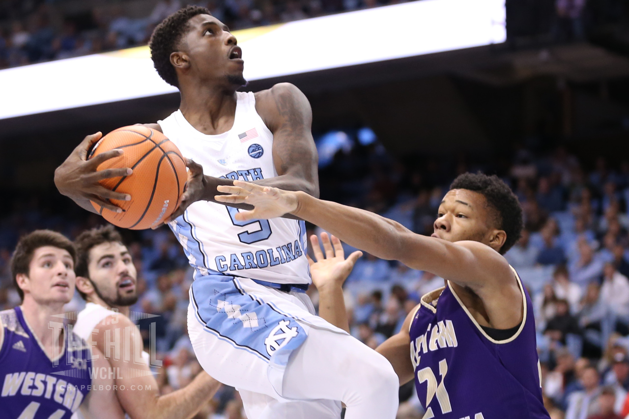 UNC's Felton suspended from team, school