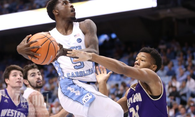 With Seventh Woods Sidelined, Jalek Felton Starting to Turn Heads for UNC