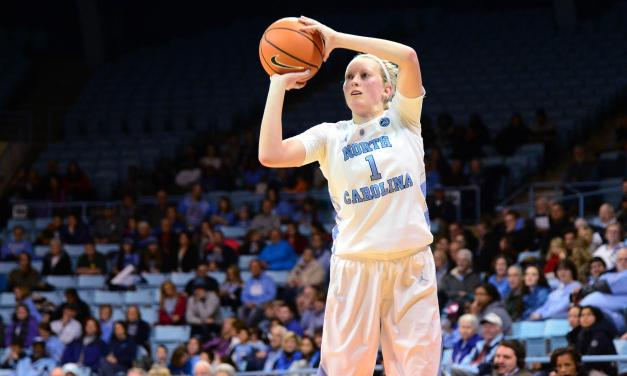 Boston College Deals UNC Women's Basketball a Third Consecutive Loss