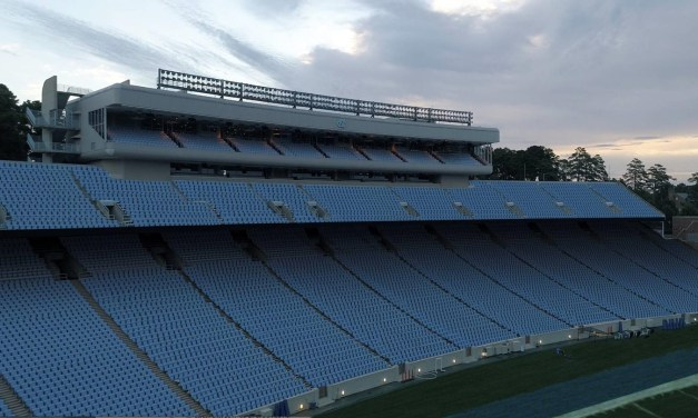 Kenan Stadium to Add Individual Chairback Seats Throughout Entire Facility