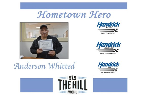 Hometown Hero: Anderson Whitted