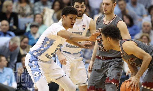 UNC Jumps Five Spots to No. 15 in AP Men's Basketball Top 25